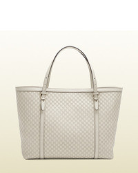 Gucci Nice Microssima Leather Tote