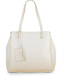 Nine West Hadley Studded Faux Leather Tote