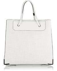 Alexander Wang Prisma 3d Mesh Effect Leather Tote