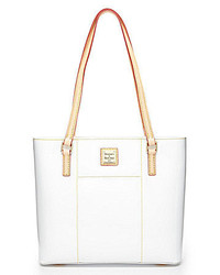 Dooney & Bourke Small Lexington Patent Shopper Tote
