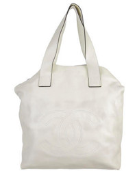 Chanel Soft Edgy Tote