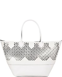 Sophie Anderson Nadia Small Tote White