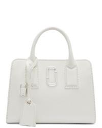 Marc Jacobs White Little Big Shot Bag