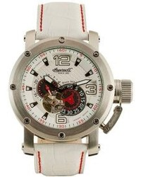 Ingersoll Bison No 26 Leather Automatic Watch