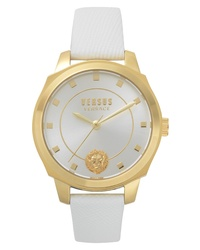 Versus Versace Chelsea Leather Watch