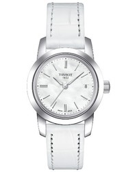 Tissot Classic Dream Leather Strap Watch 28mm