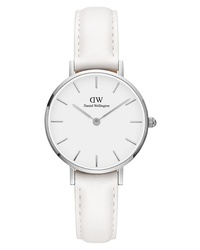 Daniel Wellington Classic Petite Bondi Leather Watch