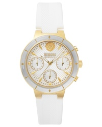 Versus Versace Harbour Heights Silicone Watch