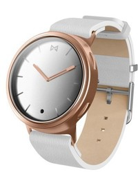 Misfit Phase Leather Strap Smart Watch 40mm