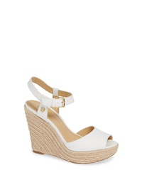 6dc6780fcd71 Women s White Wedge Sandals by MICHAEL Michael Kors
