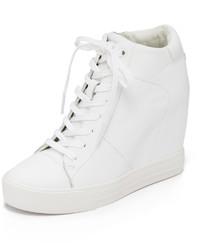 DKNY Ginnie Wedge Sneakers