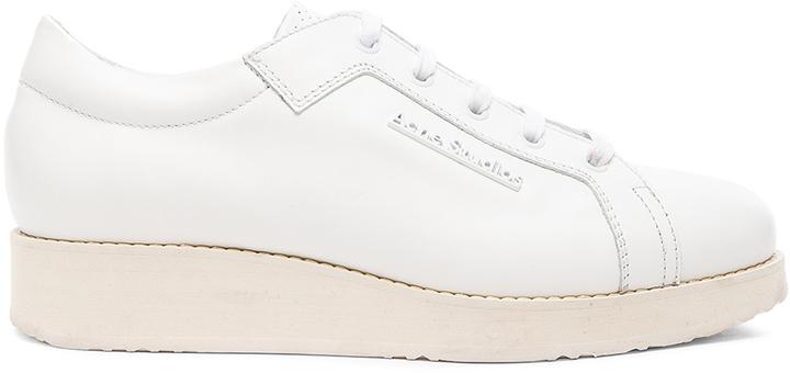 Acne Studios Kobe Sneakers, $440