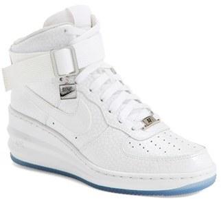 purchase cheap 570ff 68c48 Wedge Sneakers Nike Lunar Force 1 Sky Hi Sneaker .