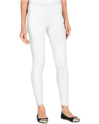 Cotton leggings a macys medium 126137