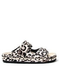 Giambattista valli leopard studded sandal medium 52434
