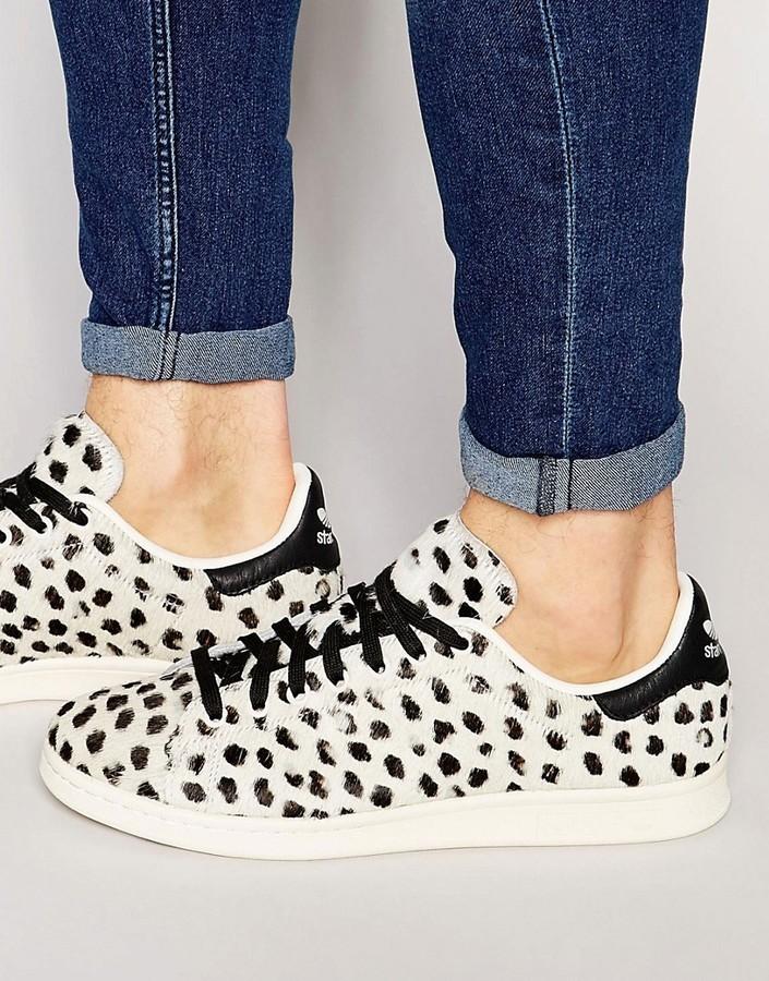 stan smith léopard