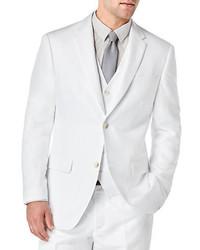 Perry Ellis Linen Blend Jacket