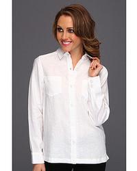 Pendleton Palisades Linen Shirt