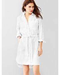 c645cb7a2 White Linen Casual Dresses for Women | Women's Fashion | Lookastic.com