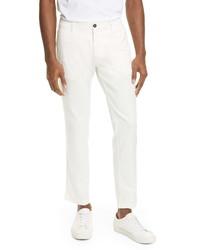 Barena Venezia Rionero Stretch Cotton Linen Trousers