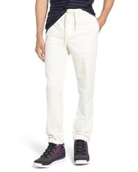 Scotch & Soda Warren Relaxed Fit Cotton Linen Pants