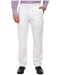Perry Ellis Linen Dress Pant