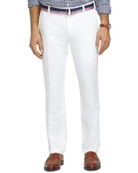 Milano fit linen and cotton pants medium 181171