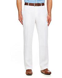 Murano Solid Linen Pant