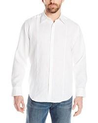 Cubavera Long Sleeve Linen Shirt