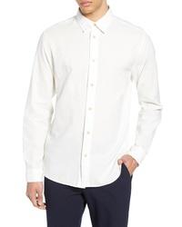 Selected Homme Michl Regular Fit Jacquard Sport Shirt