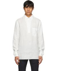 Loro Piana White Andr Arizona Shirt