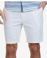 Nautica 8 12 Classic Fit Linen Blend Shorts