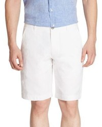 Saks Fifth Avenue Collection Solid Linen Shorts