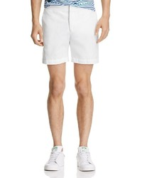 Orlebar Brown Cotton Linen Shorts