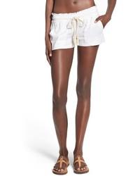 Oceanside linen blend shorts medium 4984794