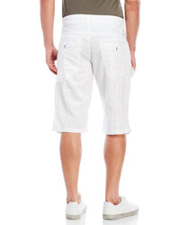 ProjekRaw Projek Raw Linen Shorts
