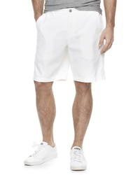 Marc Anthony Slim Fit Linen Blend Shorts