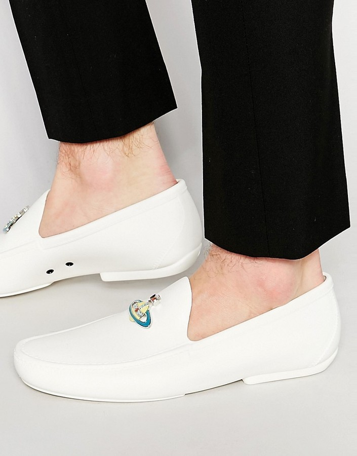 Vivienne Westwood Orb Loafers, $243