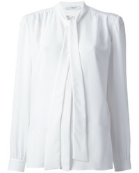 Givenchy Tie Front Blouse