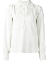 See by Chloe See By Chlo Tied Neckline Blouse