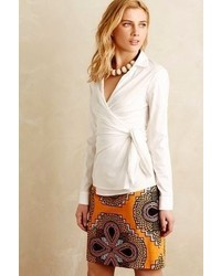 Bailey 44 Sosie Wrap Blouse
