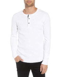 Wings + Horns Base Long Sleeve Henley