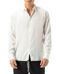 Zanerobe Box Fit Soft Washed Button Up Shirt