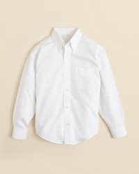 Brooks Brothers Boys White Dress Shirt Little Kid Big Kid