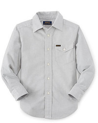 Ralph Lauren Cotton Oxford Pocket Shirt