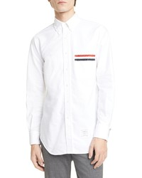 Thom Browne Extra Slim Fit Oxford Shirt
