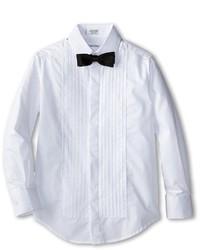 Calvin Klein Kids Ck Tuxedo Shirt Bowtie Set