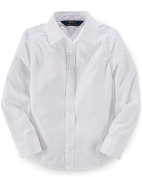 Ralph Lauren Little Girls Button Down Shirt