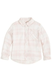 Rails Little Girls Plaid Button Down Shirt Sizes 4 10