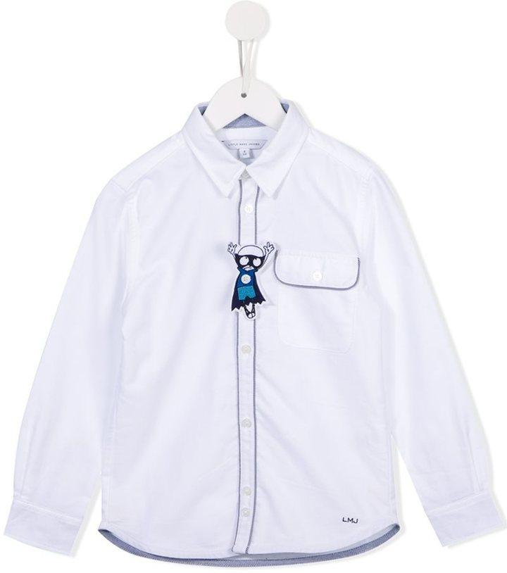 Little Marc Jacobs Oxford Shirt